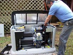 powerhouse generator parts