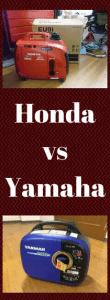 Honda Generator vs Yamaha