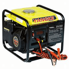 How to maintain a generator step by step