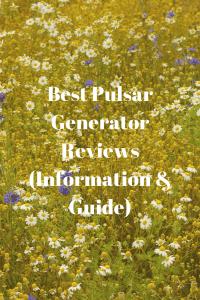 Best Pulsar Generator Reviews (Infor