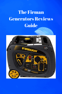 The Firman Generators Reviews