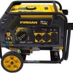 Firman H03652 Recoil Start Gas or Propane Dual Fuel Portable Generator