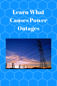 Learn What Causes Power Outages