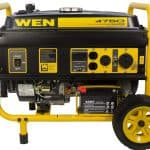 WEN 56475 4750-Watt Gasoline Powered Portable Generator with Electric Start