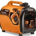 Generac 6866 iQ2000 Super Quiet 1600 Running Watts/2000 Starting Watts Gas Powered Inverter Generator - CARB Com