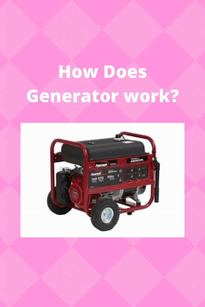 How Does Generator work