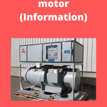 Generator vs motor tips
