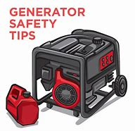 Safety tips for generators