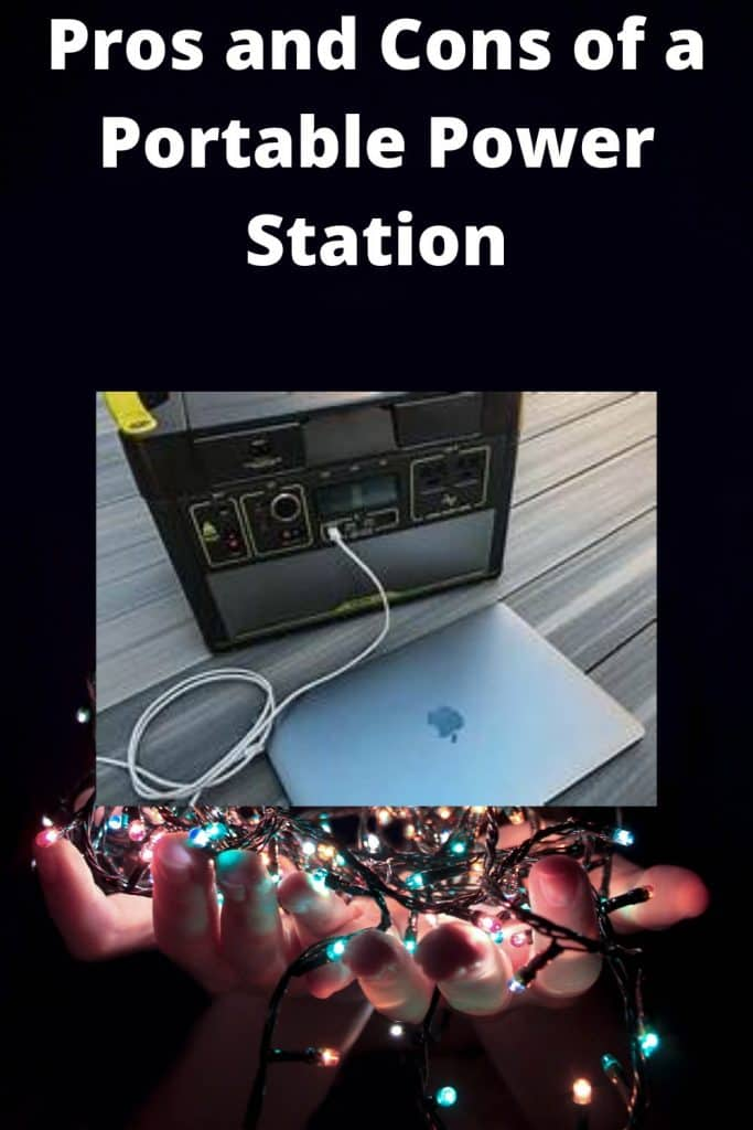Pros and Cons of a Portable Power Station