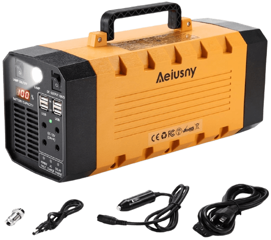 Aeiusny Generator Portable Power 500W