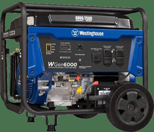 Westinghouse WGen6000 review