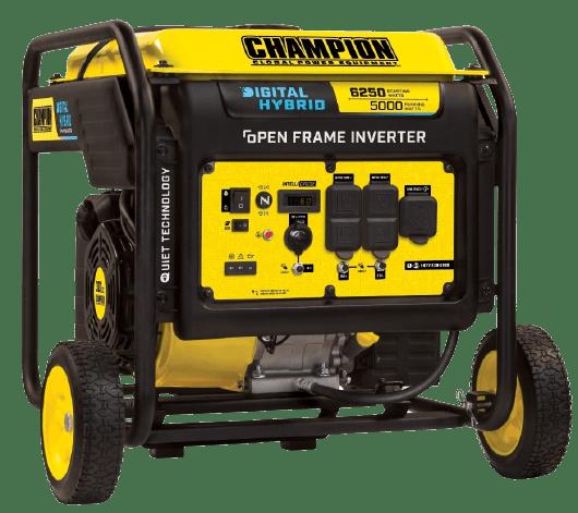 Champion 6250-Watt DH Series Review