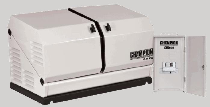 Champion 100177 Home Standby Generator